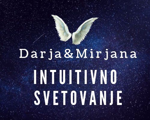 Osebno svetovanje z Darjo in Mirjano